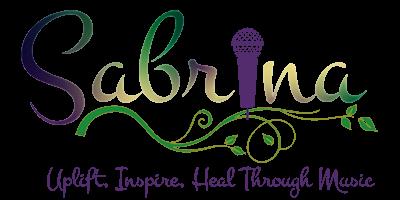 sabrina logo with tagline